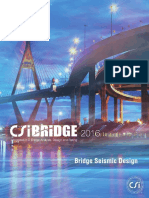 Bridge Seismic Design Csi Sap 2000