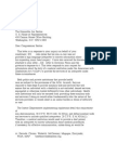 US Department of Justice Civil Rights Division - Letter - tal374