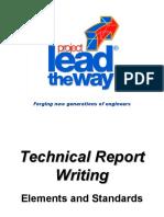 Technical Report Elements