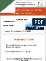 DEV PERSONNEL PRISE DE PAROLE.pptx