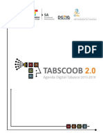 Agenda Digital Tabscoob 2.0