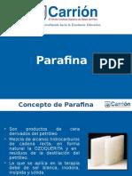 PARAFINA - INFRARROJOS