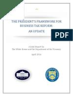 pres tax reform