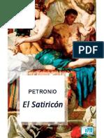 Cayo Petronio Arbitro - El Satiricon