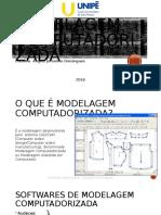 Modelagem computadorizada