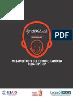 Metamorfósis Fundación Tura Hip Hop