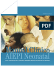 manual clinico neonatologia