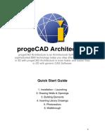 progeCADArchitecture-QuickStart