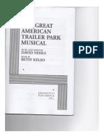 The Great American Trailer Park Musical Script