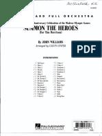 Williams Score