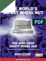 Tuercas Disc Lock