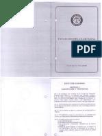 Estatutos Del Club Naval 2008