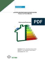 TFM PDF Edificacion Passivhaus