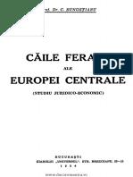 Caile Ferate Ale Europei Centrale