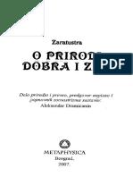 Zaratustra - O prirodi dobra i zla.pdf