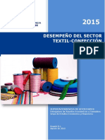 Archivo 3, Sector Textil