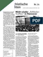 antifaschistische nachrichten 2002 #14