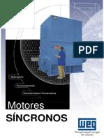 Aplicações. Funcionamento. Características Construtivas. Motores SÍNCRONOS