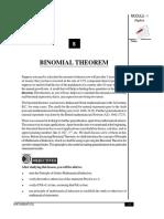 Binomial Teorema