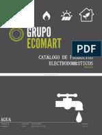 Catalogo Ecomart - Catalogo Electrodomesticos Ene 2016 - Franquicias
