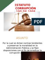 ESTATUTO ANTICORRUPCIÓN.pptxDIAPOSITIVAS