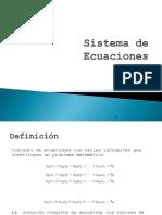 S08 Sistemas de Ecuaciones