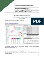 IRaMuteQ 0.7 Alpha 2 Interface de R Pour Les Analyses Multidimensionnelles de Textes Et de Questionnaires
