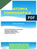 Anatomia Topografica 5 Ciclo