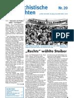 antifaschistische nachrichten 2002 #20