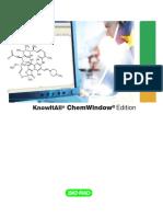 95375-Bio-Rad KnowItAll Software ChemWindow Edition Brochure