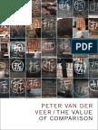 The Value of Comparison by Peter van der Veer