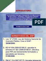 Normatividad-SNIP-2015.ppt