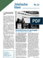 antifaschistische nachrichten 2002 #22
