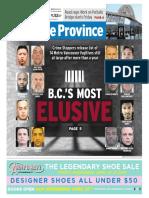 B.C.'s Most Elusive