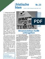 antifaschistische nachrichten 2002 #23