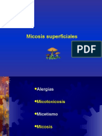 Clase Micosis Superfciales 2011-1