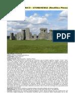 Arte Prehistórico - Stonehenge (Neolítico Pleno)