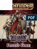 Wrath of the Righteous Players Guide