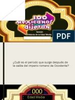 100 Mexicanos