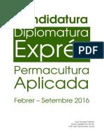 Candidatura Diploma Permacultura