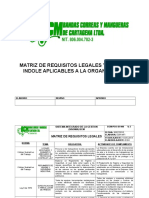 MATRIZ DE REQUISITOS LEGALES 45.doc
