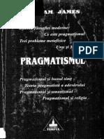 William James Pragmatismul Timpul (2000)