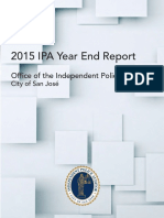 2015 IPA Year-End Report