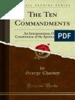 The Ten Commandments 1000043490