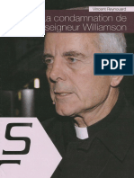 B04 - La Condamnation de Monseigneur Williamson