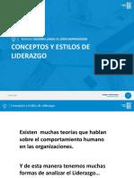 Conceptos y Estilos de Liderazgo recopilación