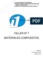Taller n 7 Materiales Compuestos