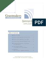 Grant makers of Pennsylvania