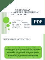 Audit Keuangan – Prosedur Pemeriksaan Aktiva Tetap (1)