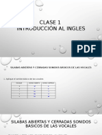 Clase 1 Workbook Int Ingles